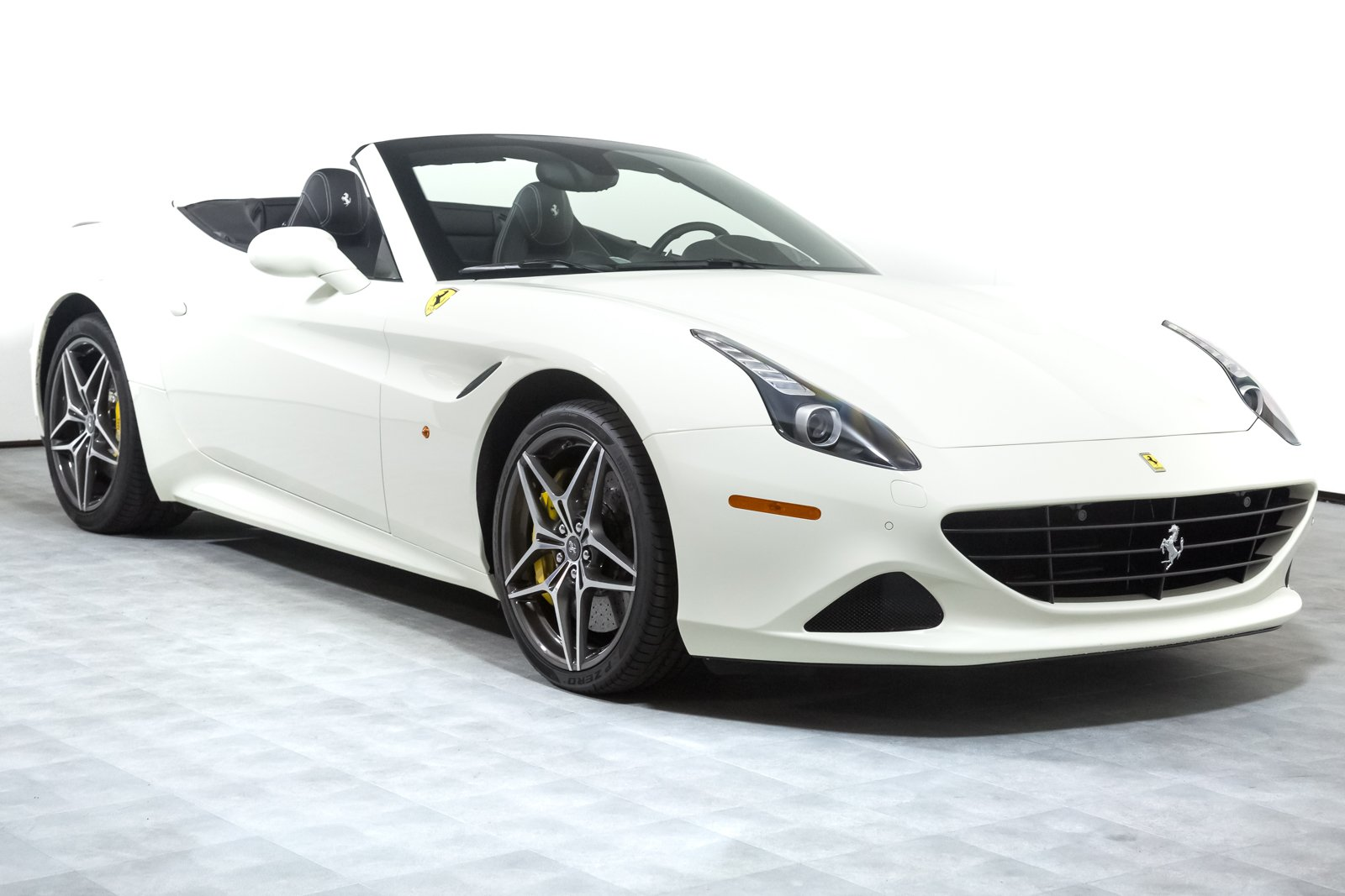 Certified Pre Owned 2017 Ferrari California T Convertible In Rancho
