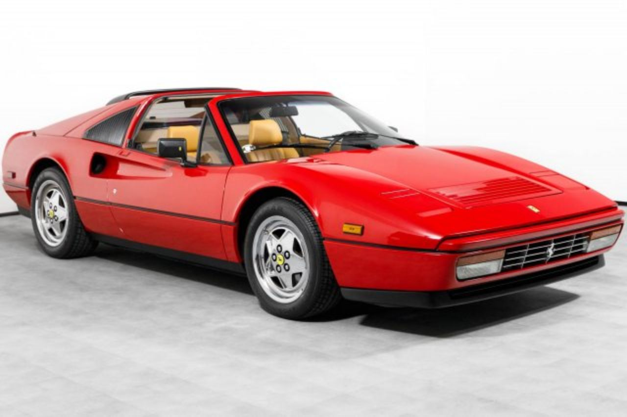 Pre-Owned 1989 328 GTS