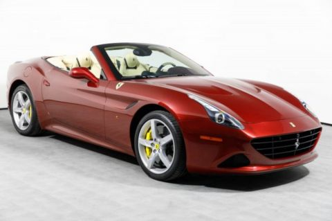 Pre-Owned 2015 Ferrari California